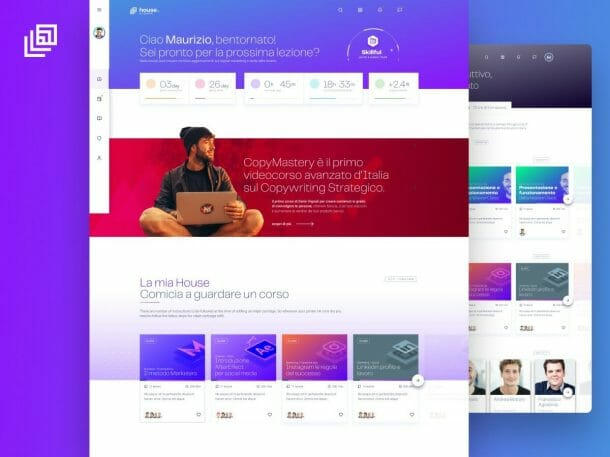 Marketeres Sito Web Desktop