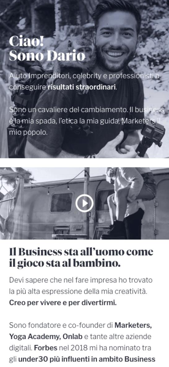 Dario Vignali iPhone 1 1