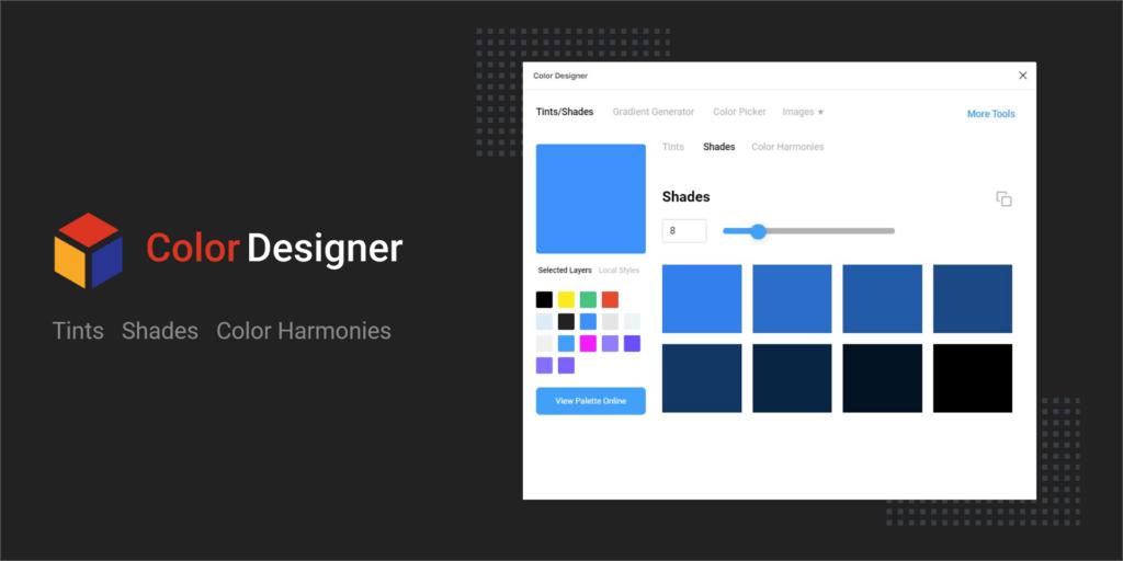 Figma Top Plugin Color Designer